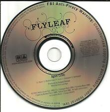 FLYLEAF Again Ultra Rare USA 2009 MINT  PROMO Radio DJ CD single AMRR12627