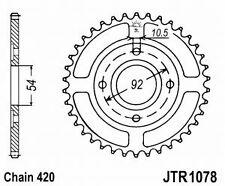 Couronne de kit chaine YAMAHA TZR 50 /RR 2003-2005 03-05 Xpower 96-04 1996-2004
