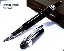 Baoer Star  Fountain Pen,  M NIB  (black)