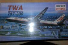 MINICRAFT 1:144 BOEING 757-200   TWA     14482
