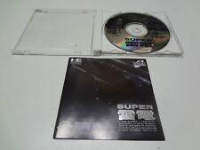 Super Raiden No Spine NEC PC Engine CD-Rom Japan