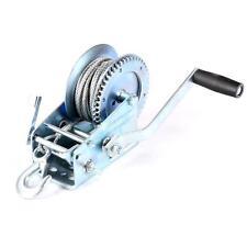 Treuil câble 1800lbs 815kg 4,5mm x 10m