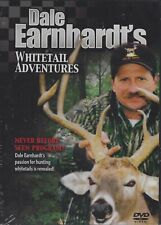 Dale Earnhardt Whitetail Adventures Deer Hunting Passion Revealed Dvd New