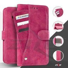 Étuis, housses et coques etuis portefeuilles roses iPhone SE pour téléphone mobile et assistant personnel (PDA) Apple