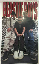 Vintage 1992 Beastie Boys Capitol Records Promo Poster Board Display Usa