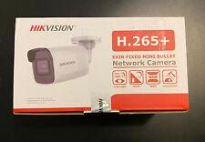 8MP HikVision DS-2CD2085G1-I Bullet Camera h.265 - ENGLISH (4mm)