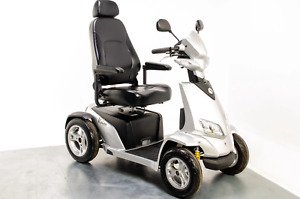 Rascal Vision Used Electric Mobility Scooter 8mph Large All-Terrain Road Legal S