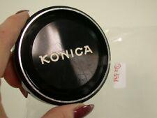 Original Konica Objektivdeckel Objektiv Deckel Front Lens Cap A70 70 70mm 398/9