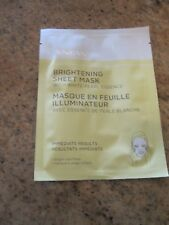 AVON  Anew Brightening Sheet Mask with White Pearl Essence   ~~ 5 MASKS