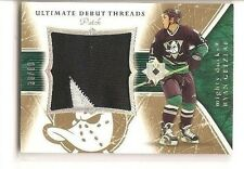 Ryan Getzlaf 2005-06 Upper Deck Ultimate Collection Debut Threads Patch 36/60