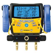 Fieldpiece SMAN360 3-Port Digital Manifold with Vacuum Gauge