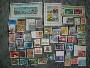 Switzerland 1927-2004 collection of 55. MNH.Very fine.