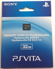 BRAND NEW SONY PLAYSTATION PSVita 32GB Memory Card. GENUINE