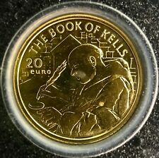 """IRLANDE EIRE - 20 Euro OR """"The Book of Kells"""" 2012 BE PROOF"""
