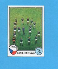 SPORT SUPERSTARS/EURO FOOTBALL 82-PANINI-Figurina n.132- BANIK O. -TEAM-NEW