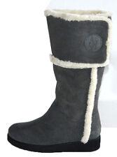GV2756 Scarpa Scarpe Stivali ARMANI JEANS  37 donna Grigio