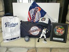 San Diego Padres Souvenirs Fan Collection 2002-2009, 7 Pieces, 40th Anniversary!