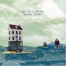 Art of Fighting - Second Storey (2004)  CD  NEW  SPEEDYPOST
