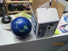 BRUNSWICK QUANTUM BIAS PEARL BOWLING ball 14 lb 1 oz 2.7 TOP PIN 3-4 BAND NEW!