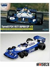 TYRRELL P34 1977 JAPAN GP #3 R.Peterson Fujimi 090900 1/20 Model Kit New