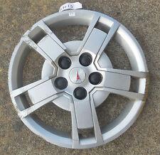 "16"" 2009 10 Pontiac Vibe 5 Spoke Hubcap Wheel Cover 24100434"