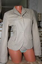 Marc O'Polo Beige Ladies 100% Cotton Jacket - fully lined - size 36