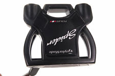 TaylorMade Spider Tour Black Putter: Right Hand, 34.75'', Midsize Pistol Grip