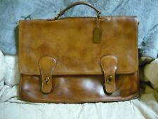 Coach Briefcase-Vintage