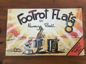 FOOTROT FLATS 8 BY MURRAY BALL  ORIN BOOKS PB 1ST EDITION 1983  VGC