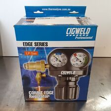 CIGWELD Comet Edge LPG Regulator 301525 ESS3 Side inlet 400 kpa BNIB NEW