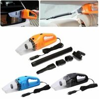 High Power 120W Rechargeable Cordless Wet & Dry Portable Car Home Vacuum Cleaner