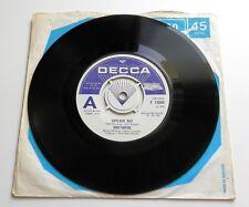 "Driftwood - Shylock Bay UK 1970 Decca Demonstration 7"" Single"