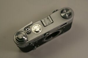 FED-3 Russian Rangefinder Camera body