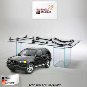 KIT BRACCETTI 6 PEZZI BMW X5 E53 4.4 i 210KW 286CV DAL 2001 ->