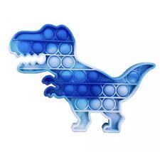 Pop Push It Bubble Sensory Fidget Toy UK Dinosaur Unicorn Square Circle Robot
