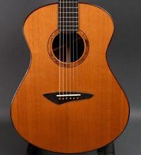 2005 Michael Bashkin Placencia OM Mahogany/Cedar Acoustic Guitar