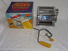 Nudelmaschine / Pastamaschine Pasta-Set Marcato Ampia Mod.110 Made in Italy