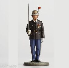 Figurine miniature. Pompier de ceremonie. Monaco 20013 -Delprado original BOM119