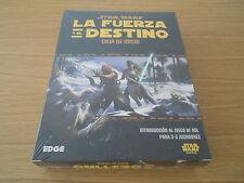 STAR WARS LA FUERZA Y EL DESTINO - Caja de Inicio - juego de rol - EDGE 2016