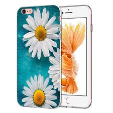 for ZTE Smartphones GEL TPU Soft Cover Case Skin Fashion Design Stylus Daisy ZTE Blade A521
