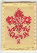 Vintage Korea Scout Rank Patch / 1ST CLASS / 2015 world scout jamboree Japan