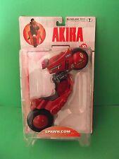 "AKIRA ""KANEDA'S BIKE"" MCFARLANE 3D ANIMATION 10""IN LONG"