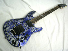 IBANEZ S 620 EX - LIMITED LAVA EDITION