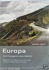 Audi navegación Navi plus a3/a4/a6/tt 2012 RNS-E Alemania croacia DVD 2