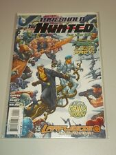 THRESHOLD PRESENTS THE HUNTED #1 DC COMICS NEW 52 MARCH 2013 NM (9.4)