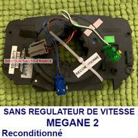 Contacteur tournant airbag du comodo pour Renault MEGANE 2