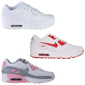 Nike Air Max 90 LTR (GS) Sneaker Freizeitschuhe Damen Kinder CD6864