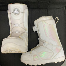 32 THIRTYTWO 2015 W's STW BOA SNOWBOARD BOOTS INTUITION Size 10 revolution