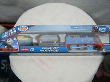 Trackmaster 2002 Motorized Thomas and the Jet Engine Working Train Set