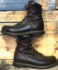 Red Wing Irish Setter 83803 Work Boots Men's Size Brown 10.5 Farmington Soft Toe